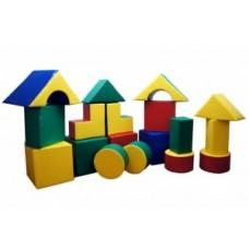 """Детский конструктор """"Архитектор"""" (14 модулей,40 см)"""