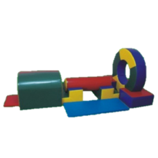 Детская полоса препятствий 2 (9 модулей)