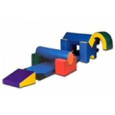 Детская полоса препятствий 4 (10 модулей)