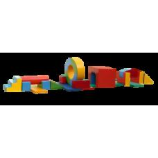Детская полоса препятствий 6 17 модулей)