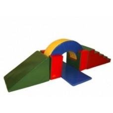 Детский спортивный комплекс 13 (6 модулей)