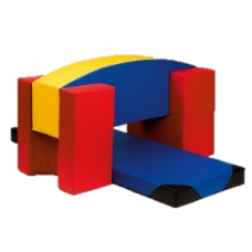 Детский спортивный комплекс 3 (4 модуля)