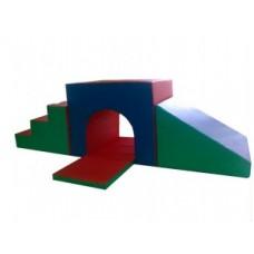 Детский спортивный комплекс 8 (4 модуля)