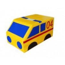 Фургон газовой службы 04