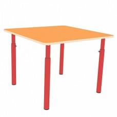 Столы квадратные регулируемые (мебель для детского сада)