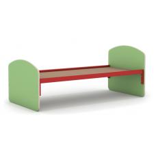 Кровать для детского сада (под матрац 140х60см)