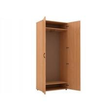 Шкаф для одежды с выдвижной вешалкой