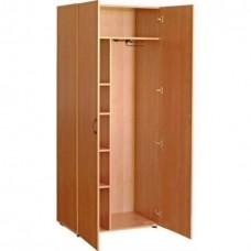 Шкаф для одежды комбинированный с полками